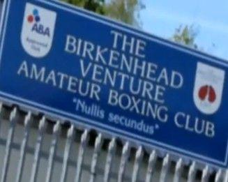 venture boxing club birkenhead