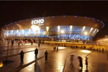 echo arena in liverpool boxing