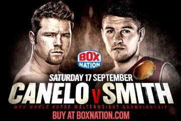 liam smith canelo alvarez