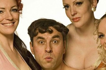 david walliams as frankie howerd