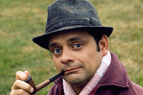 david jason as edgar briggs