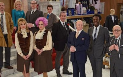 the cast of the 2016 remake of ae you being served line up