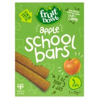 Fruit Bowl School Bars Apple - Fruit Snacks