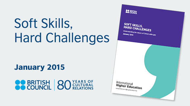 Report Soft skills, hard challenges British Council