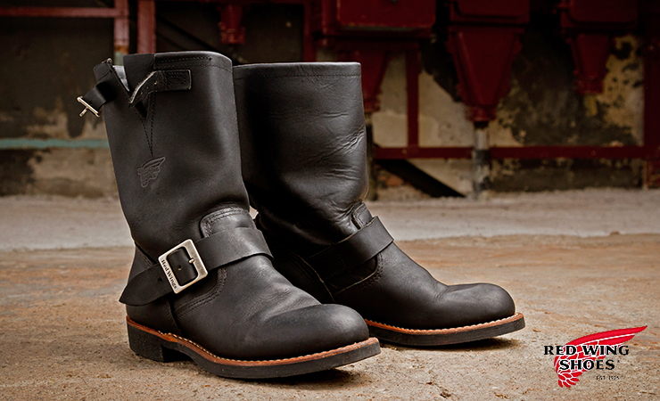 Red Wing 2290 Engineer Boots 2290 Engineer Red Wing Shoes