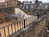 Wall Top Railings - British Spirals & Castings
