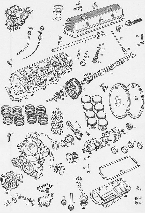 rsx intake manifold Motor diagram