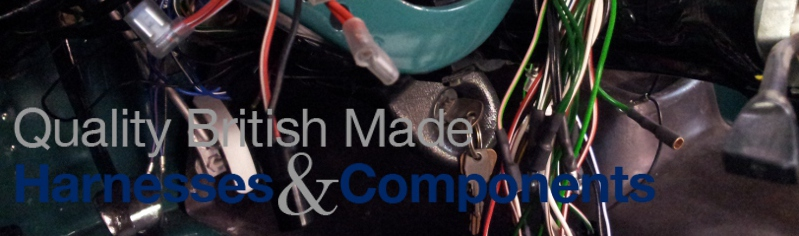 Welcome to British Wiring - classic British car wiring harnesses and