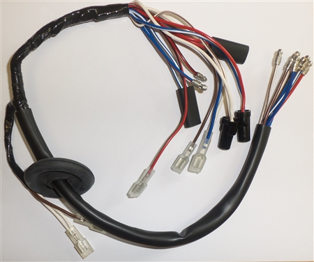 Triumph X75 Hurricane Headlamp Harness (MC78HPP)