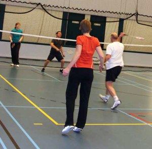 Evening Badminton @ Sporthal de Pijp | Amsterdam | North Holland | The Netherlands