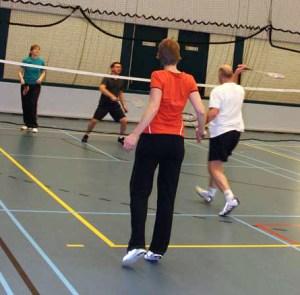 Evening Badminton @ Sporthal de Pijp | Amsterdam | North Holland | The Netherlands