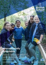 The British School in The Netherlands – Britsoc Sponsors