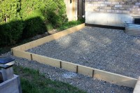 Project Backyard // Prepping for a Concrete Pad - Brittany ...