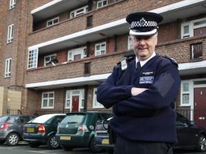 Ch sup Matt Bell, borough commander. Picture: Tim Dickens