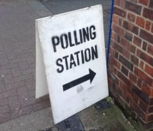 Sudbourne Primary polling station