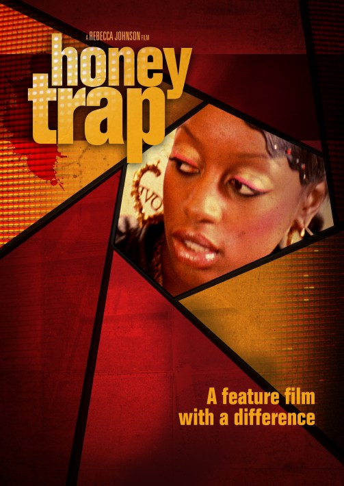 Honeytrap cover withwriting (2)