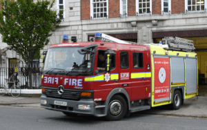 BURNING ISSUE: The protest will start at Brixton Fire Station