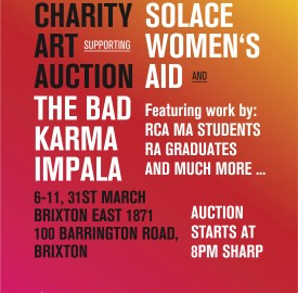new bad karma impala auction poster