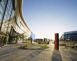 Telenor headquarters at Fornebu