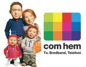 Com Hem family