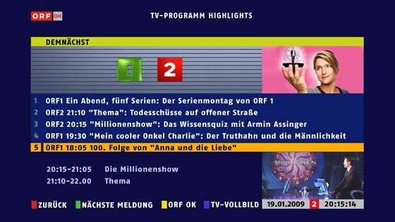 text tv 560