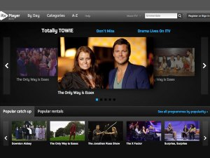 ITV Player October 2012