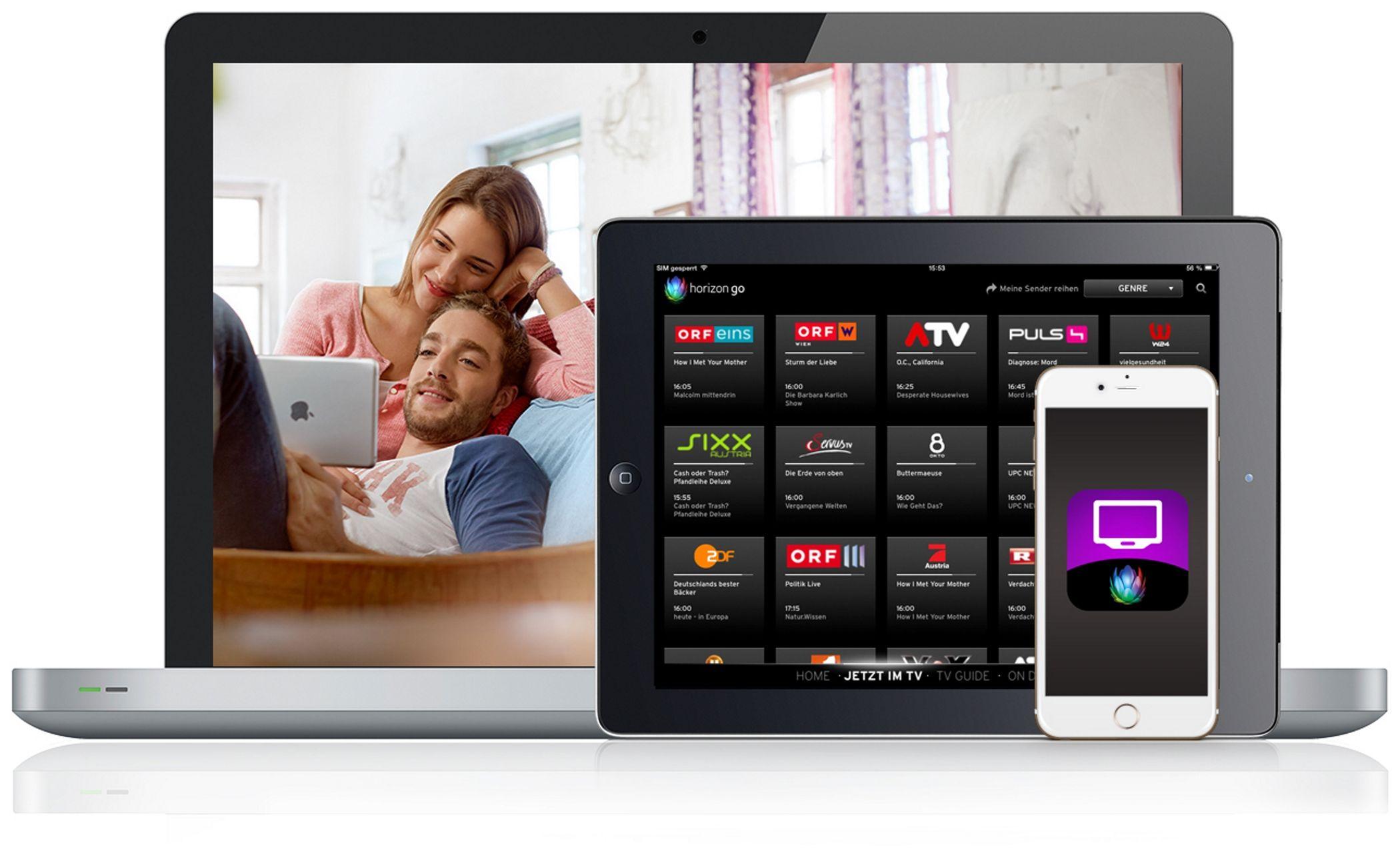 Ziggo adds Replay TV to Horizon Go app - Broadband TV News