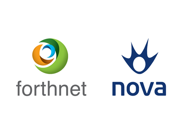 new forthnet corporate signature logos guidelines