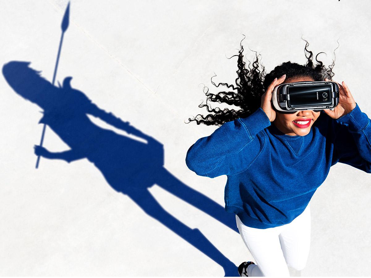 Samsung VR Warrior