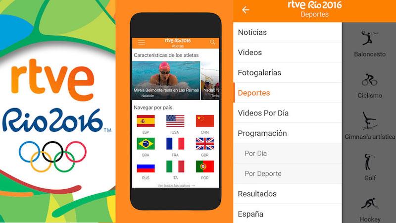 RTVE Olympics