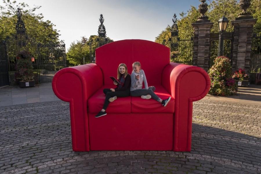Virgin Media Big Chair