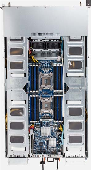 Gigabyte g291-281 High Performance Computing Server - Dual Intel
