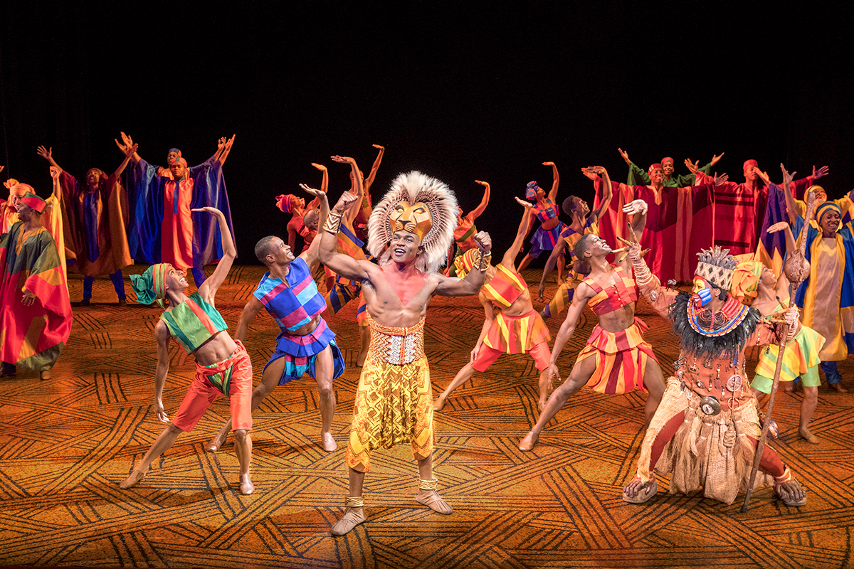 the lion king on broadway louisville ky