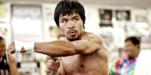 Manny Pacquiao Calls Out Floyd Mayweather On Twitter, Says He Could Easily Beat Mayweather In A Fight