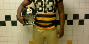 The Steelers throwback uniforms are God-awful