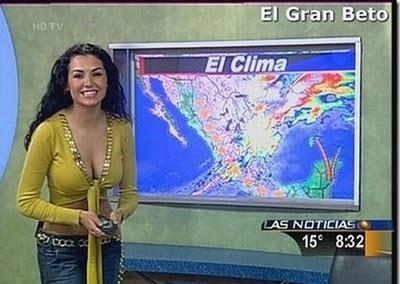 Mayte Carranco weather