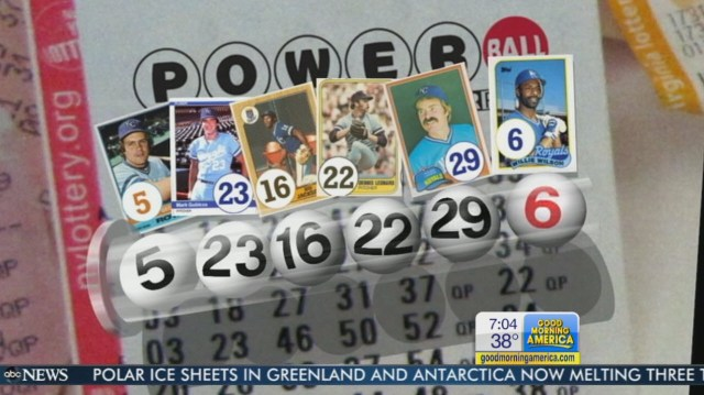 Royals Powerball