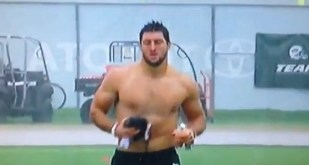 Tim Tebow terrible