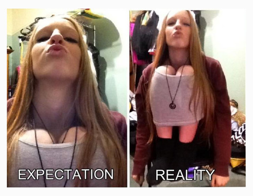 online dating profile expectations vs reality