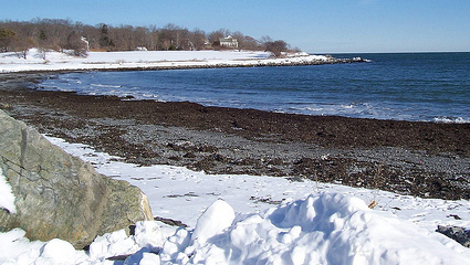Beach Winter