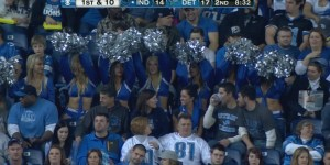 Study Says Detroit Lions Have Smartest Fans In NFL, But Guess Who Has The Dumbest