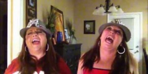 Two female Bama fans made a song for Manti Te'o