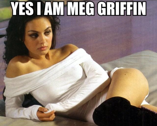 Mila Kunis as Meg Griffin