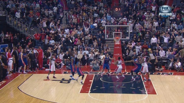 Wizards and Pistons confusion
