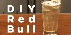 How to make your own Red Bull