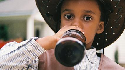 kids beer