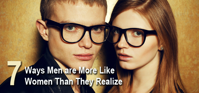Men and Women More Alike Realize