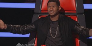 Nashville is a state according to Usher