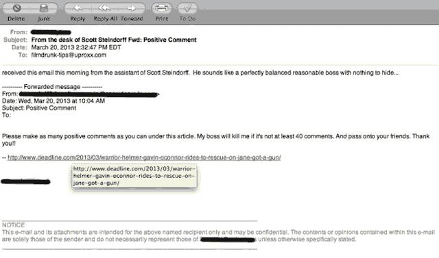 Steindorff Email