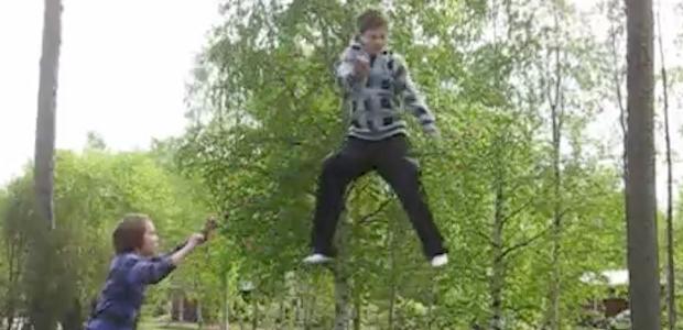 trampoline fails